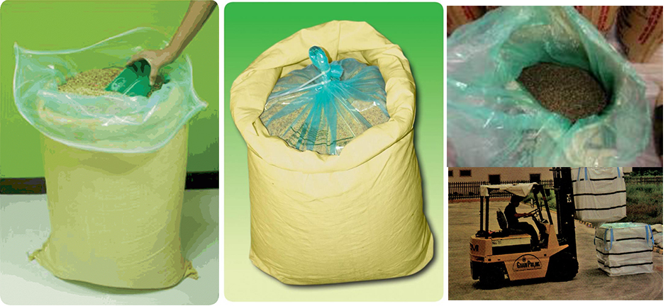 SUPER GRAIN STORAGE BAGS