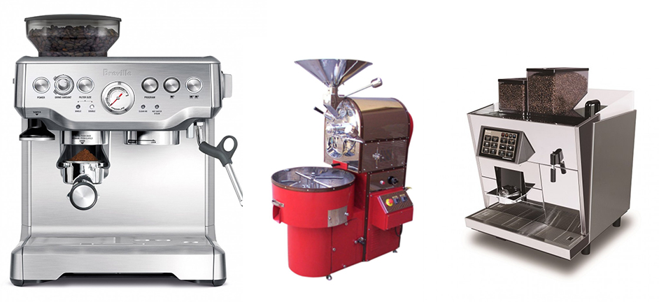 COFFEE MACHINERY