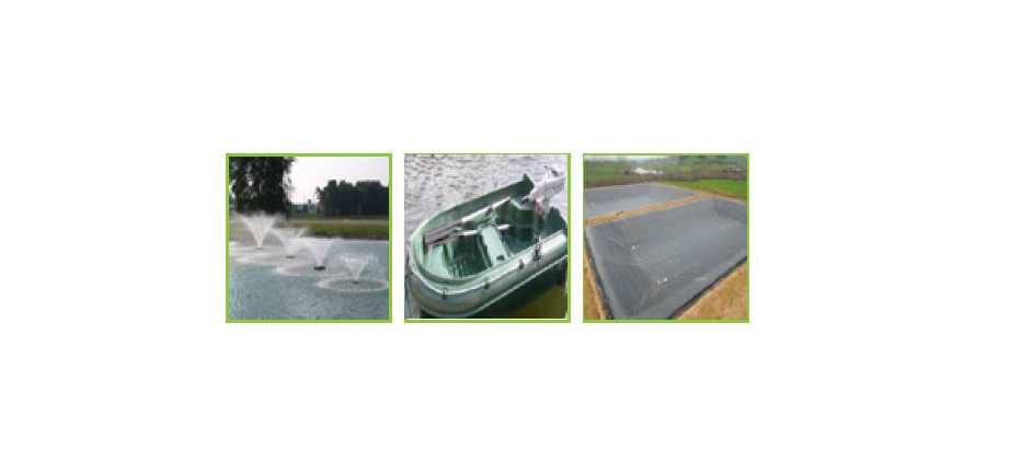 FISH FARMING EQUIPMENTS
