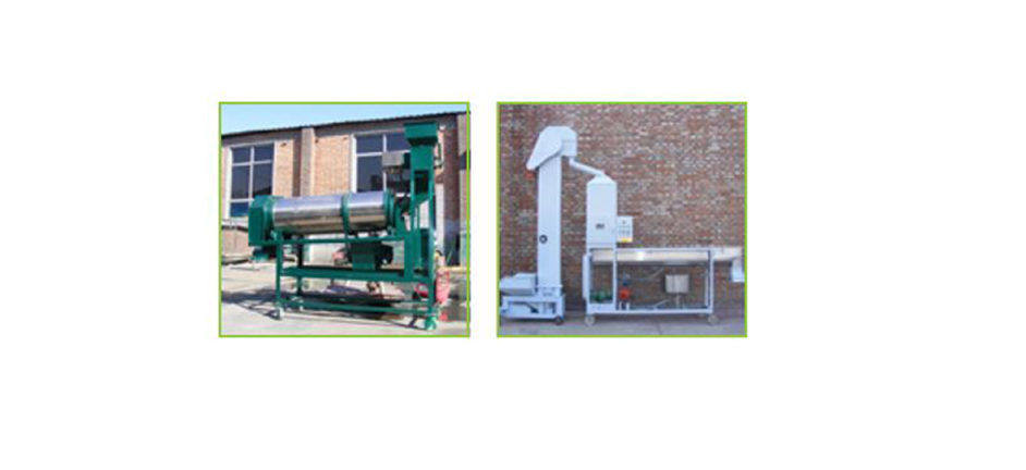 SEED TREATING & COATING MACHINES