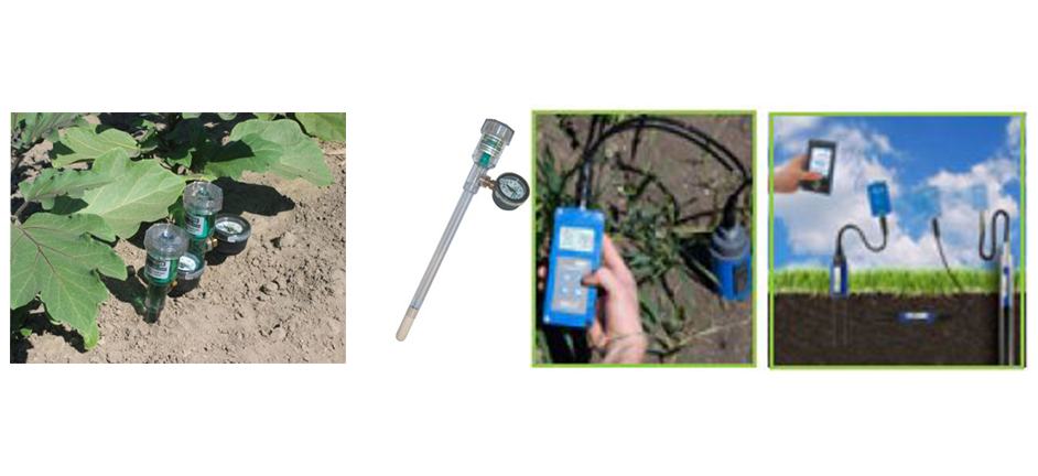 SOIL TENSION METER & TDR KITS