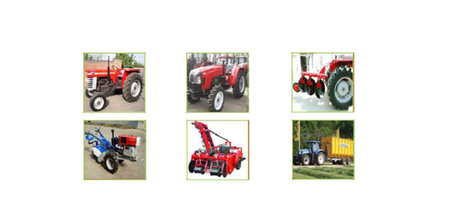 UTILITY TRACTORS, TRAILERS & LOADERS